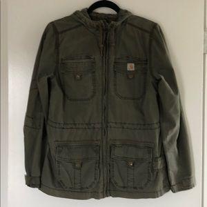 Carhartt Utility Jacket Small